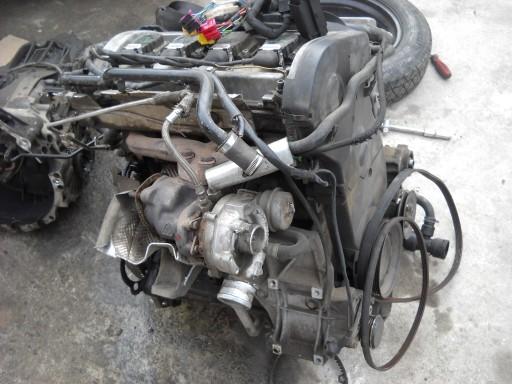 Двигатель Volkswagen (VW) - AGN (BAF)