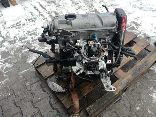 Двигатель Volkswagen (VW) - AEX, ABD