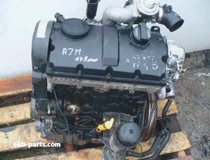 Контрактный двигатель Volkswagen (Фольксваген) AJM 1.9 TDI