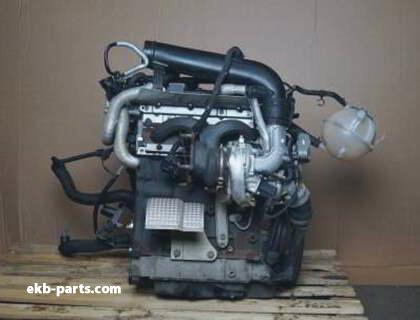 Контрактный двигатель Audi (Ауди) CCZ 2.0 TFSI