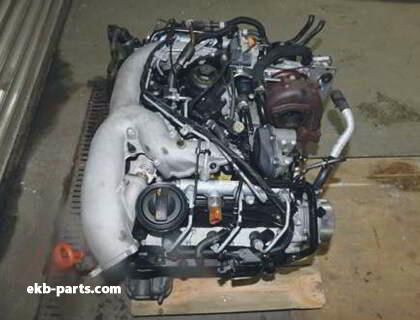Контрактный двигатель Audi Ауди CDY CDYA CDYB CDYC 3.0TDi