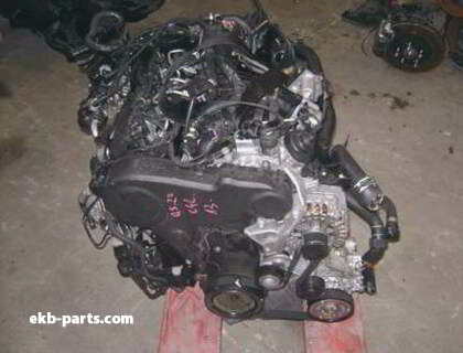 Контрактный двигатель Audi (Ауди) CGL 2.0 TDI