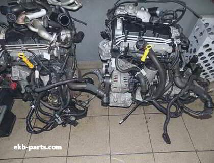 Контрактный двигатель Audi (Ауди) BNM 1.4 TDi