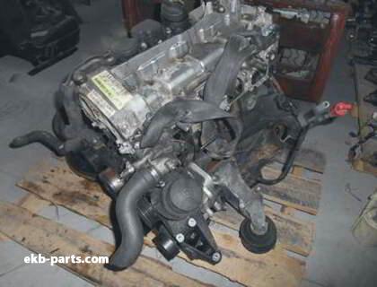 Контрактный двигатель Mercedes (Мерседес) E200 W211 646.951 2.2CDi