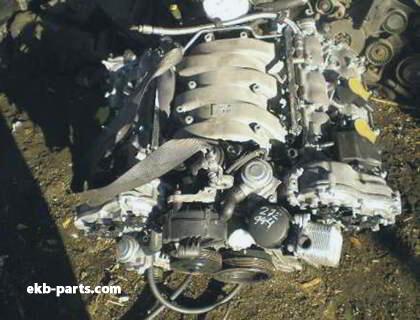 Контрактный двигатель Mercedes (Мерседес) W211 SLK SL 350 272.964