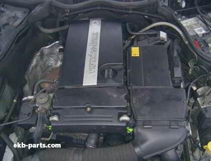Контрактный двигатель Mercedes (Мерседес) W203 W211 271.940 1.8