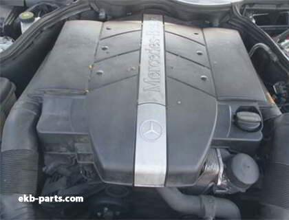 Контрактный двигатель Mercedes (Мерседес) W203 S203 CL203 112.946 3.2
