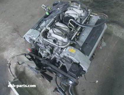 Контрактный двигатель Mercedes (Мерседес) W140 C140 119.980 5.0