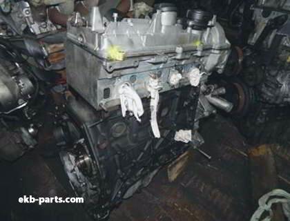 Контрактный двигатель Mercedes (Мерседес) Vito Sprinter W203 W211 C200 646.962 2.2Cdi