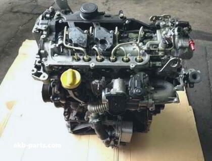 Контрактный двигатель Nissan (Ниссан) Qashqai X-Trail M9R 2.0Dci