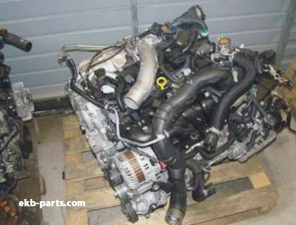 Контрактный двигатель Nissan (Ниссан) Juke MR16 1.6