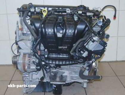 Контрактный двигатель Mitsubishi (Мицубиси) LancerX ASX 4B10 1.8