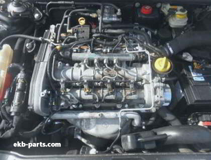 Контрактный двигатель Alfa Romeo (Альфа Ромео) 937A5000 1.9