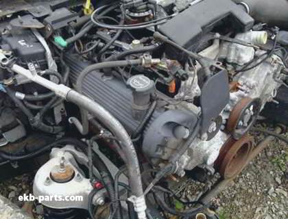 Контрактный двигатель Lincoln (Линкольн) Town Car 4.6
