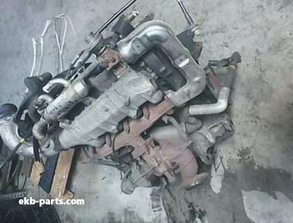 Контрактный двигатель Fiat (Фиат) Ducato RHV 2.0