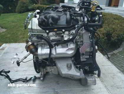 Контрактный двигатель Infiniti (Инфинити) V9X VX9 3.0