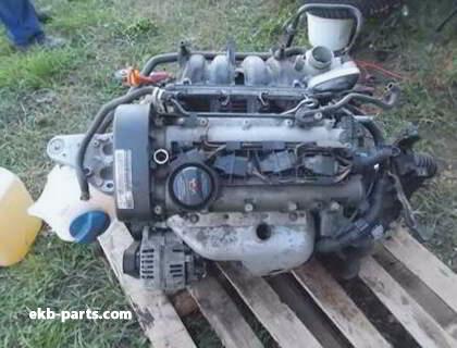 Контрактный двигатель Audi (Ауди) BBY 1.4