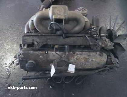 Контрактный двигатель BMW (БМВ) M30B35 3.5