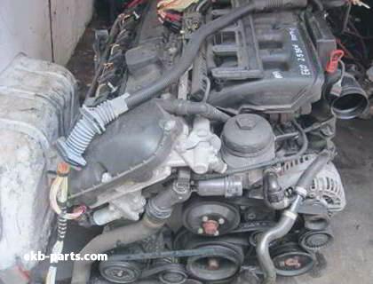 Контрактный двигатель BMW (БМВ) 256S5 M52B25 2.5