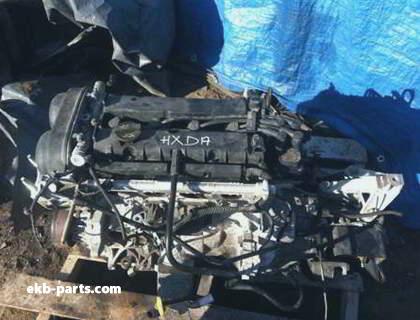 Контрактный двигатель Ford (Форд) HXDA HXDB 1.6
