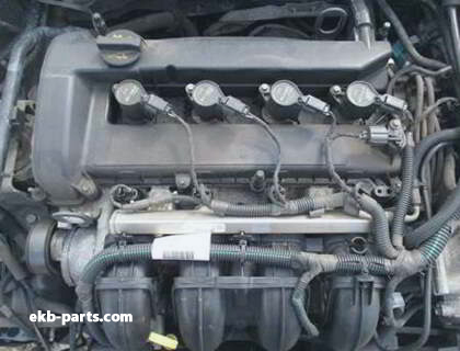 Контрактный двигатель Ford (Форд) QQDB QQDA