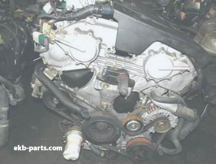 Контрактный двигатель Infiniti (Инфинити) VQ35DE 3.5