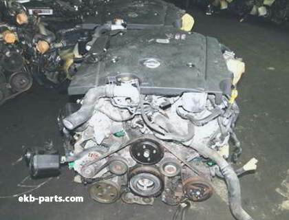Контрактный двигатель Infiniti (Инфинити) VK45DE 4.5