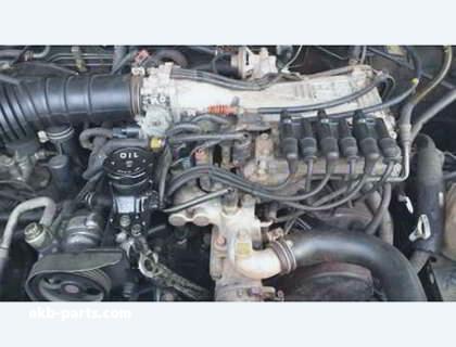 Контрактный двигатель Mitsubishi (Мицубиси) Pajero 6G72 3.0