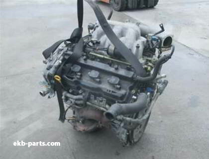 Контрактный двигатель Nissan (Ниссан) Pathfinder Murano VQ35 3.5