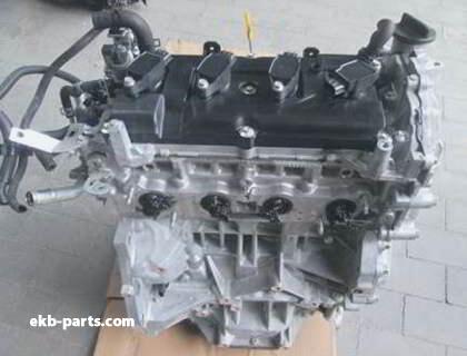 Контрактный двигатель Nissan (Ниссан) Qashqai X-Trail Primera MR20 2.0