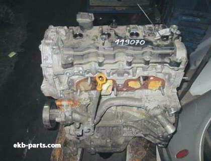Контрактный двигатель Nissan (Ниссан) X-Trail QR25DE 2.5