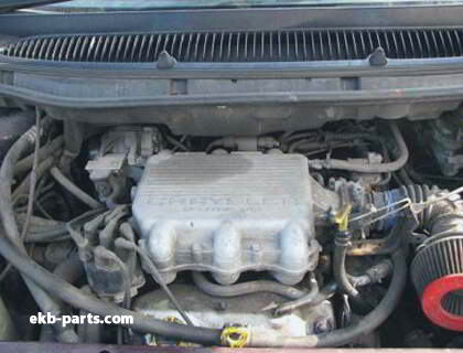 Контрактный двигатель Dodge (Додж) 6G72
