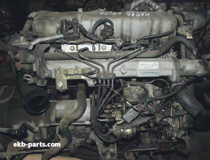 Контрактный двигатель Ford (Форд) WL-T