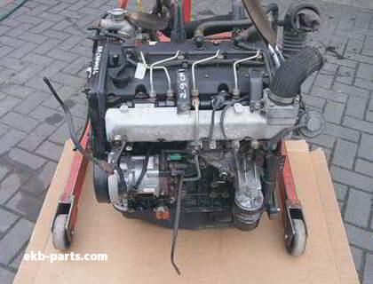 Контрактный двигатель Hyundai (Хендай) Terracan J3 2.9 CRDI