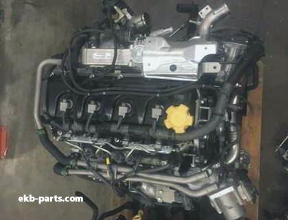 Контрактный двигатель Mitsubishi (Мицубиси) L200 Pajero 4D56 2.5DiD