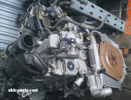 Контрактный двигатель Mitsubishi (Мицубиси) Lancer Colt 4G15 1.5
