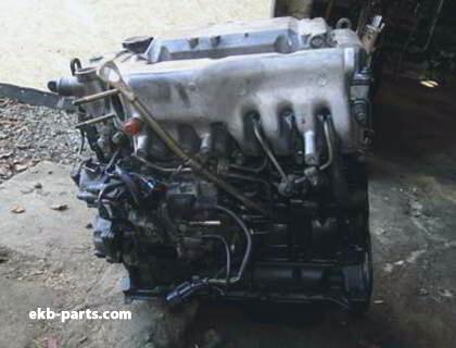 Контрактный двигатель Mitsubishi (Мицубиси) Pajero III 4M41 3.2 DiD