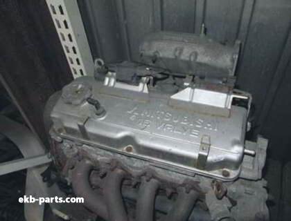 Контрактный двигатель Mitsubishi (Мицубиси) Carisma Pajero Pinin 4G93 1.8