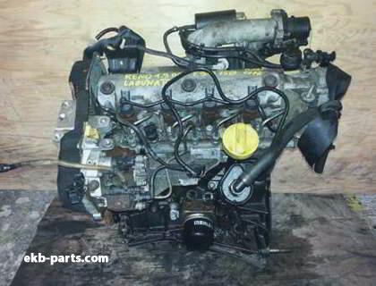 Контрактный двигатель Renault (Рено) F9Q710