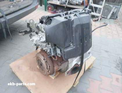 Контрактный двигатель Renault (Рено) K4M710