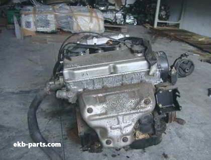 Контрактный двигатель Mitsubishi (Мицубиси) Carisma Colt Lancer 4G92 1.6