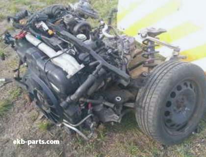 Контрактный двигатель Audi (Ауди) AYM 2.5TDI