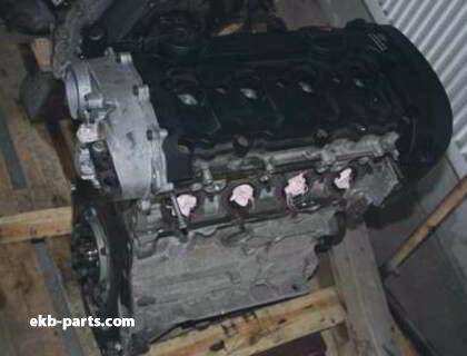 Контрактный двигатель Audi (Ауди) AXW 2.0 FSI