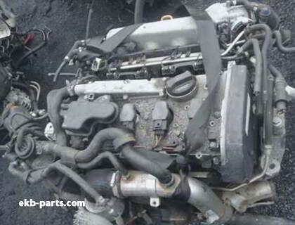 Контрактный двигатель Audi (Ауди) AUQ 1.8T