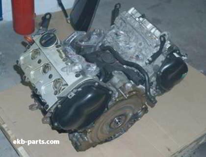 Контрактный двигатель Audi (Ауди) BDW 2.4