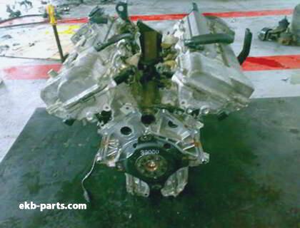 Контрактный двигатель Hyundai (Хендай) Santa Fe, Sonata NF, Tucson G6EA 2.7