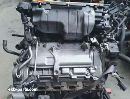 Контрактный двигатель Mercedes (Мерседес) 640.940