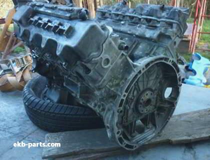 Контрактный двигатель Mercedes (Мерседес) 112.970