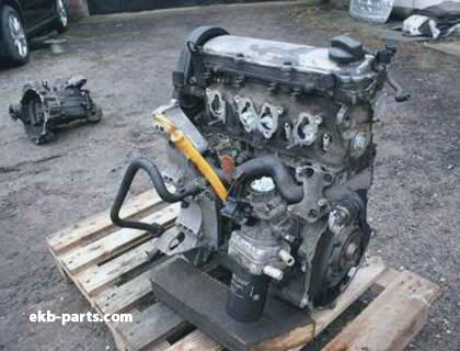 Контрактный двигатель Volkswagen (Фольксваген) AVU 1.6