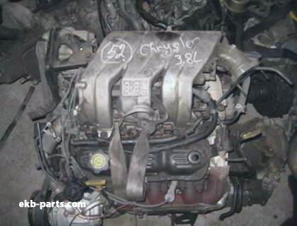 Контрактный двигатель Chrysler (Крайслер) EGH